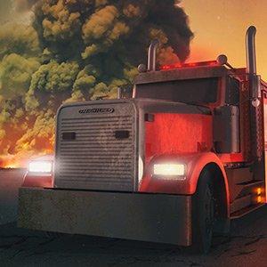 18 Wheeler Fire Truck