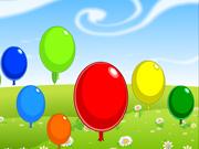 Baloon Pair Touching