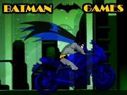 Batman Thrill On Wheels 3D