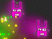 Neon Rabbits