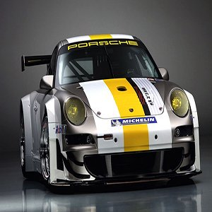 Porsche 911 Racing Car Jigsaw