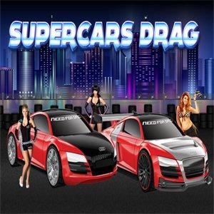 Supercars Drag