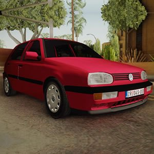 Volkswagen Golf 3